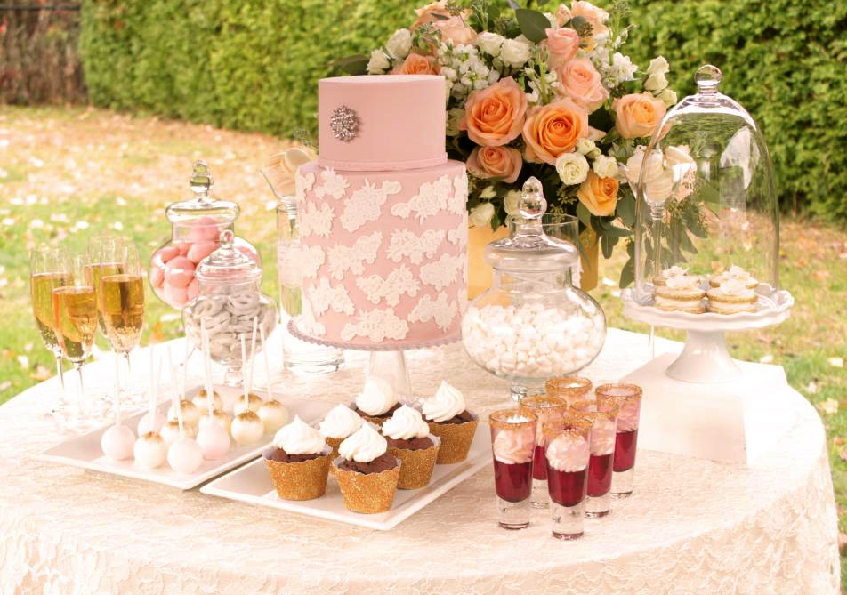 wedding sweet table montreal