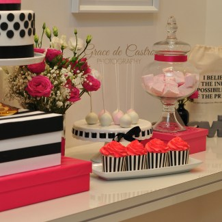 Kate Spade inspired sweets