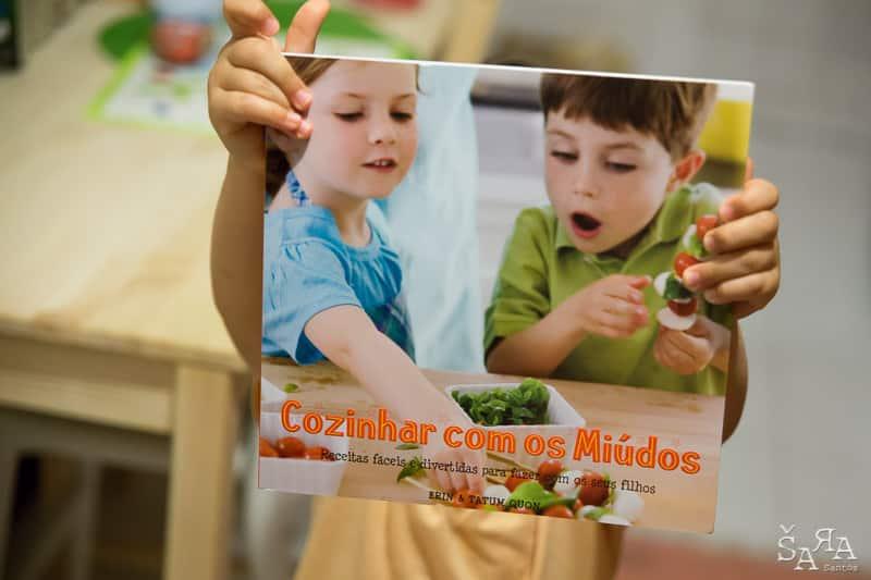 Cozinhar com os Miúdos