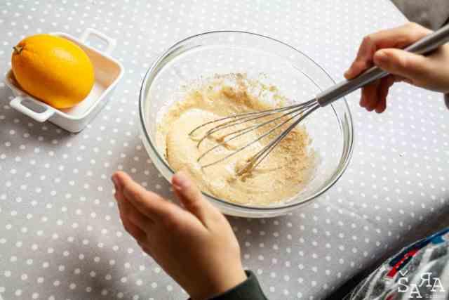 Mistura de muffins
