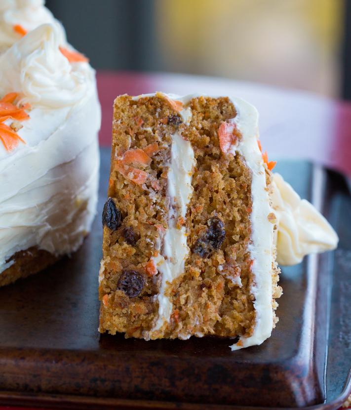 Super Easy Easter Vegan Carrot Cake