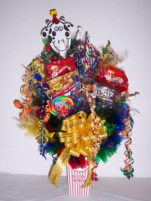 Candy Bouquet - Source: keywordpictures.com