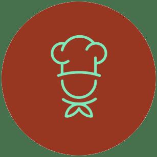 Conheça a Chef