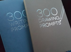 300 Writing Prompts & 300 Drawing Prompts