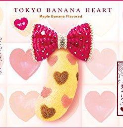 Maple Flavor Tokyo Banana Custard