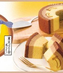 BAUMKUCHEN ROLLING CAKE TOKYO BANANA