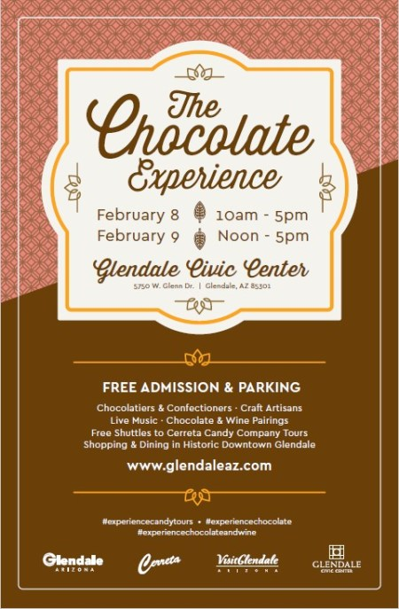 Chocolate Experience Poster