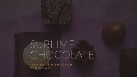 Sublime Chocolate Cover