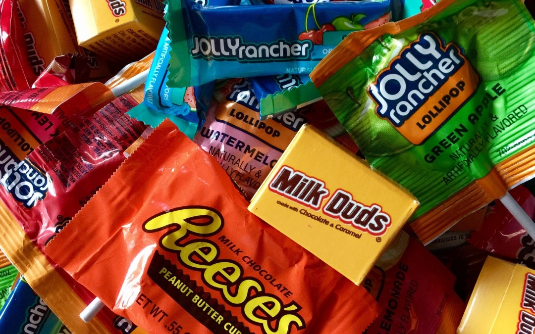 Chocolate Savant's Top Ten Worst Halloween Treats of All Time