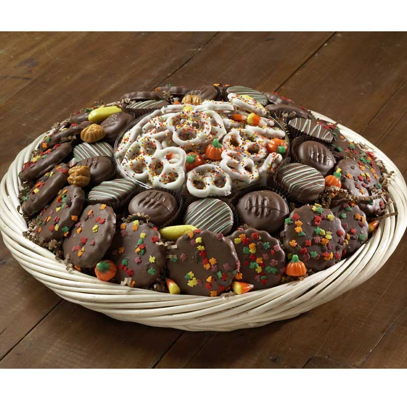 Harvest Cookie Tray Custom Handmade Chocolates Amp Gifts