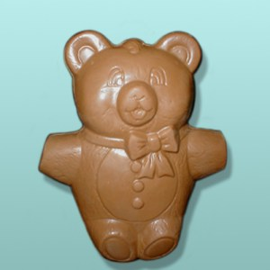 3D Chocolate Huggie Teddy Bear