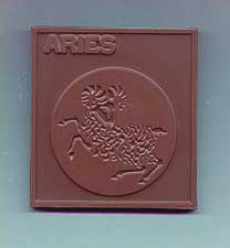 Aries Zodiac Plaque