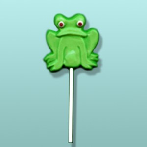 Chocolate Comical Frog Party Favor