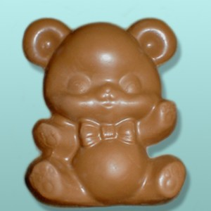 Chocolate Cutie Pie Teddy Bear