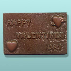 Happy Valentine'S Day Bar Favor