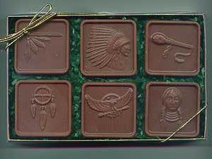 6 Pc. Native American Chocolate Kit