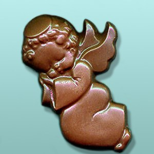 Chocolate Sleeping Angel Favor