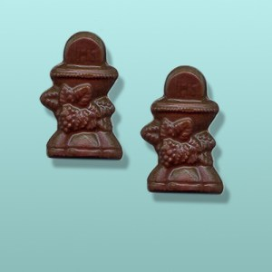 2 pc Chocolate Chalice Mini Favor