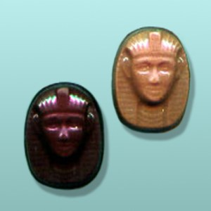 2 pc. Chocolate King Tut Mini Favor