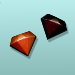 2 pc. Chocolate Diamonds Favor