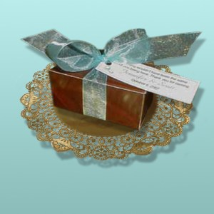 Chocolate Truffles Brown Box