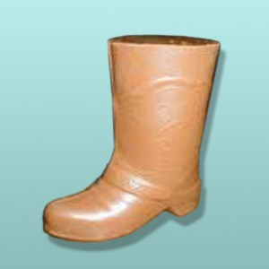 3D Chocolate Cowboy Boot