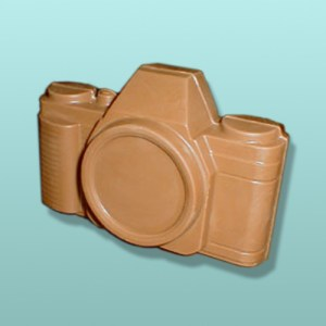 3D Chocolate Camera Large