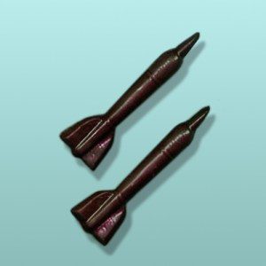 3D Chocolate Dart Party Favors