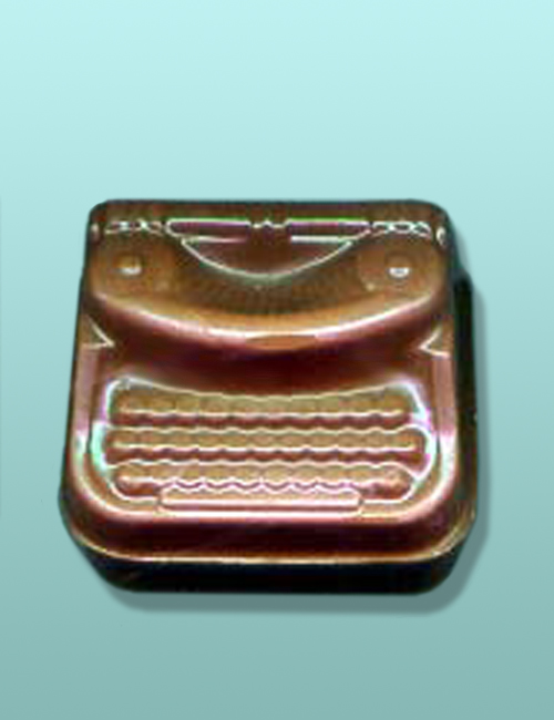 3D Chocolate Mini Typewriter Party Favor