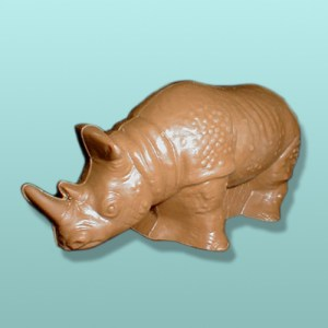 CHOCOLATE RHINO FAVORS