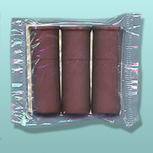 3 pc. Chocolate Shotgun Shells