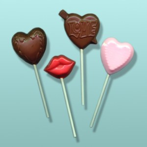 VALENTINE CHOCOLATE FAVORS