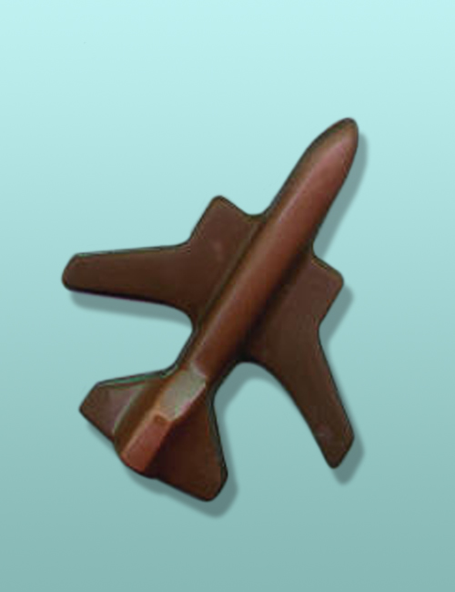 Chocolate Airline Plane Favor