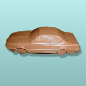 3D Chocolate Sedan Car I