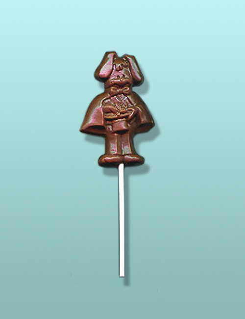 Chocolate Bunny Magician Party Favor