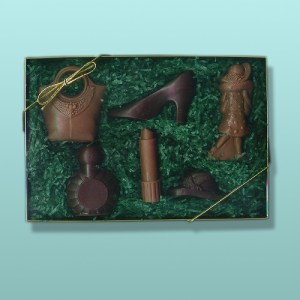 Chocolate Diva Gift Set I Large