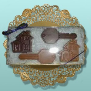 Chocolate House Key Gift II