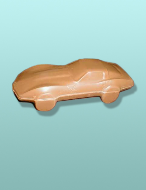 3D Chocolate Sports Car V