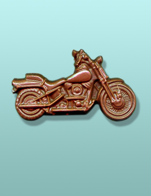 Chocolate Motorcycle Favor II