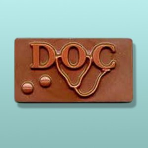 Chocolate Doc Bar Party Favor