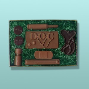 Chocolate Doctor Gift Set