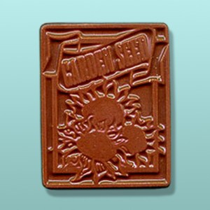 Chocolate Garden Seed Packet Favor
