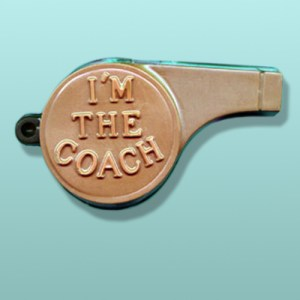 CHOCOLATE COACHING FAVORS
