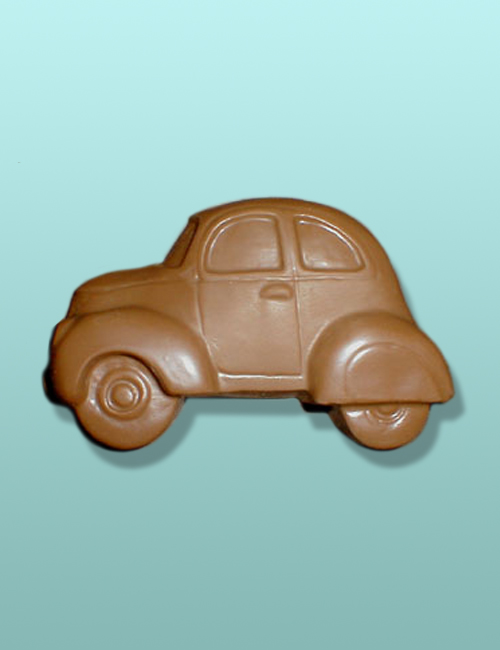 Chocolate Kirby Car Flat