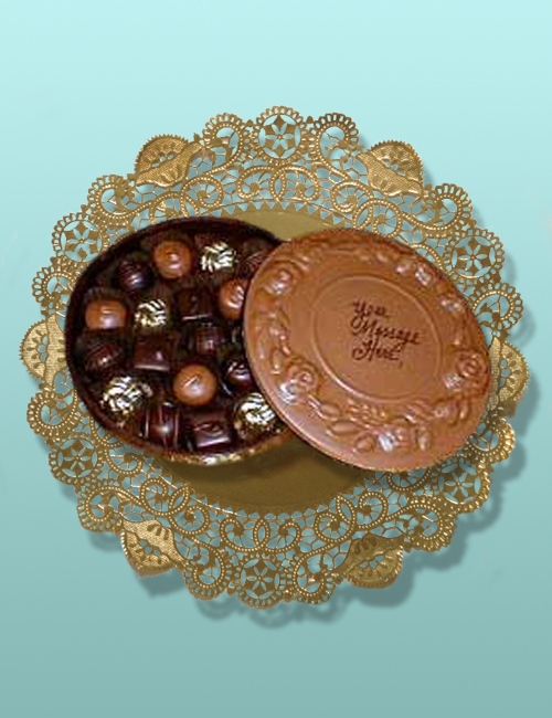 Chocolate Mother's Day Edible Box