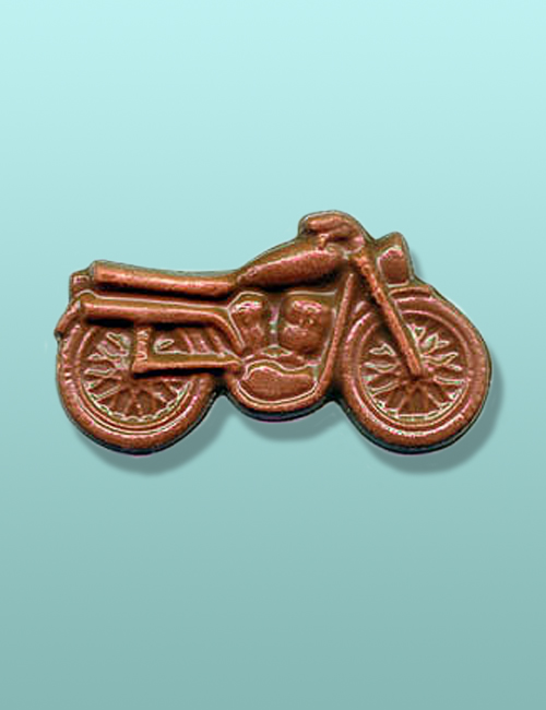 Chocolate Motorcycle Favor I