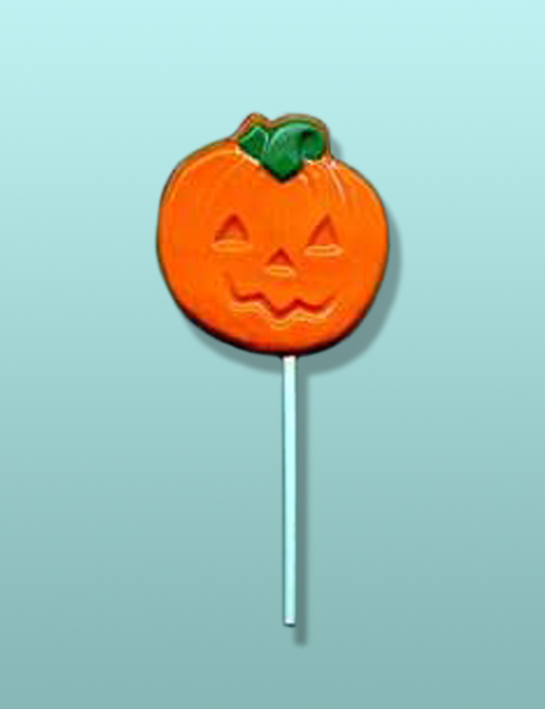 Chocolate Pumpkin Pop Party Favor