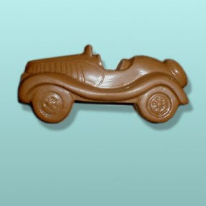 Chocolate Roadster Flat Car