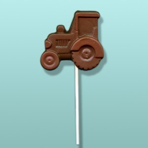 Chocolate Tractor Party Favor I