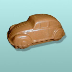 Chocolate Volkswagen Bug Car